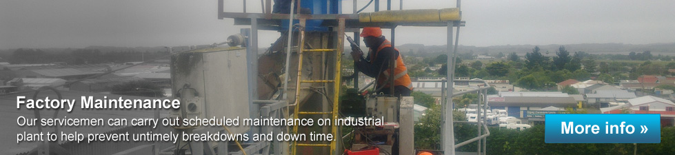 Factory Maintenance Engineering