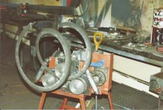 Sectional Rolling FABRICATION / WELDING